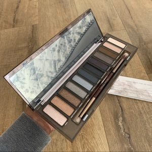 NAKED Urban Decay Smoky